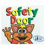 Starting Out Safely - TAC Safety Door (Sticker)