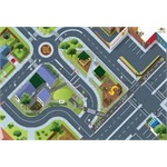 Road Safety Education Play Mat