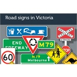 Road Signs in Victoria